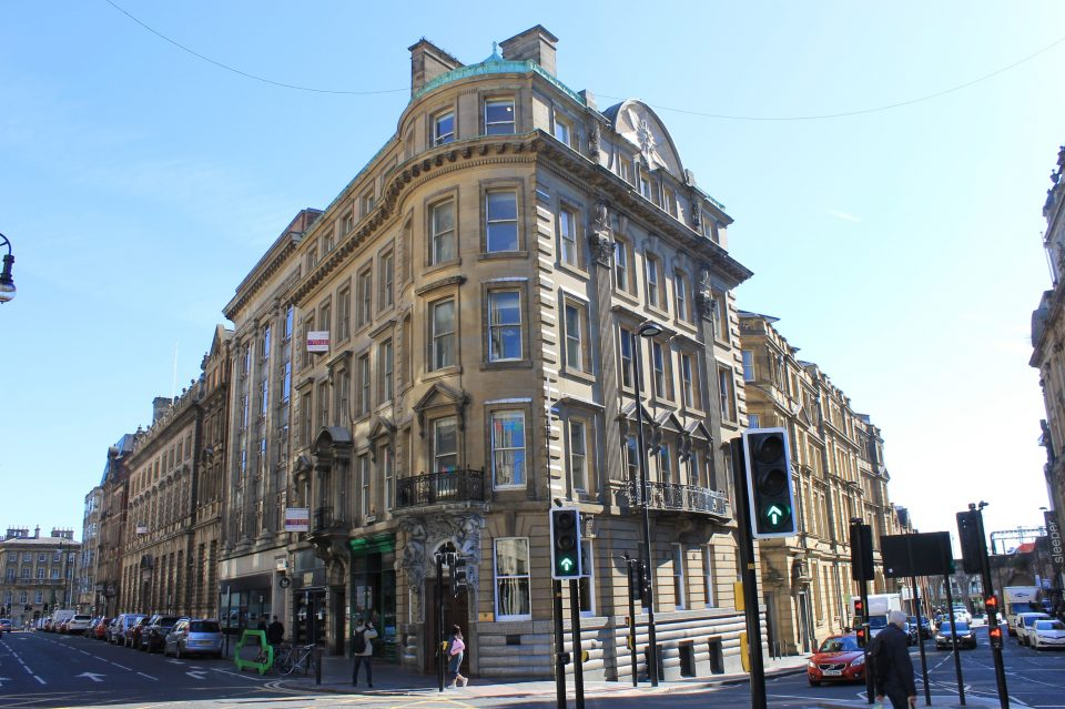 Newcastle City Centre Investment Acquired for North East Property Company