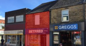 Betfred Investment Property sold in Stanley