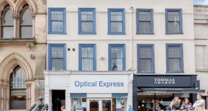 Optical Express Investment in Darlington Acquired by Johnson Tucker