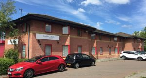 Business Park Offices let to Baldwins with Turnover in excess of £22m sold by Johnson Tucker LLP