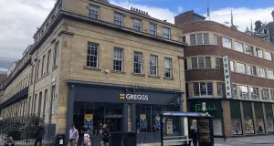 Attractive, Well-positioned Newcastle City Centre Investment Sold by Johnson Tucker LLP